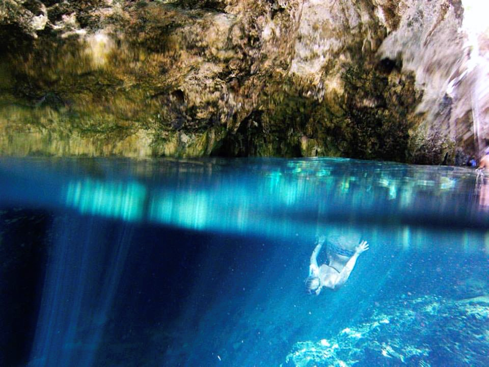 Five cenotes you must see in mexico seven continents sasha for Jardin del eden